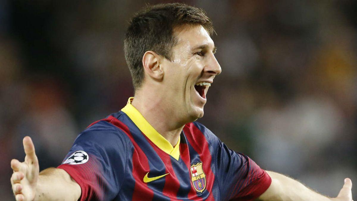Wenger confirma que Messi estuvo a punto de firmar por Arsenal en 2003