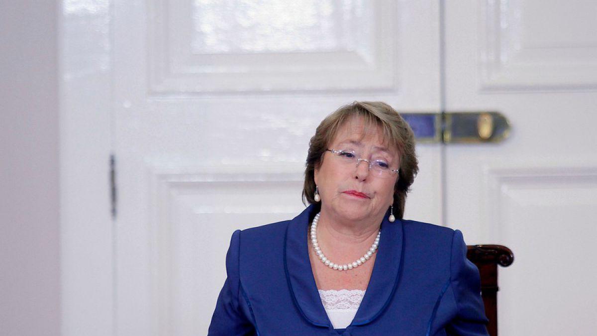 Presidenta Bachelet encabeza comité político extraordinario en Cerro Castillo