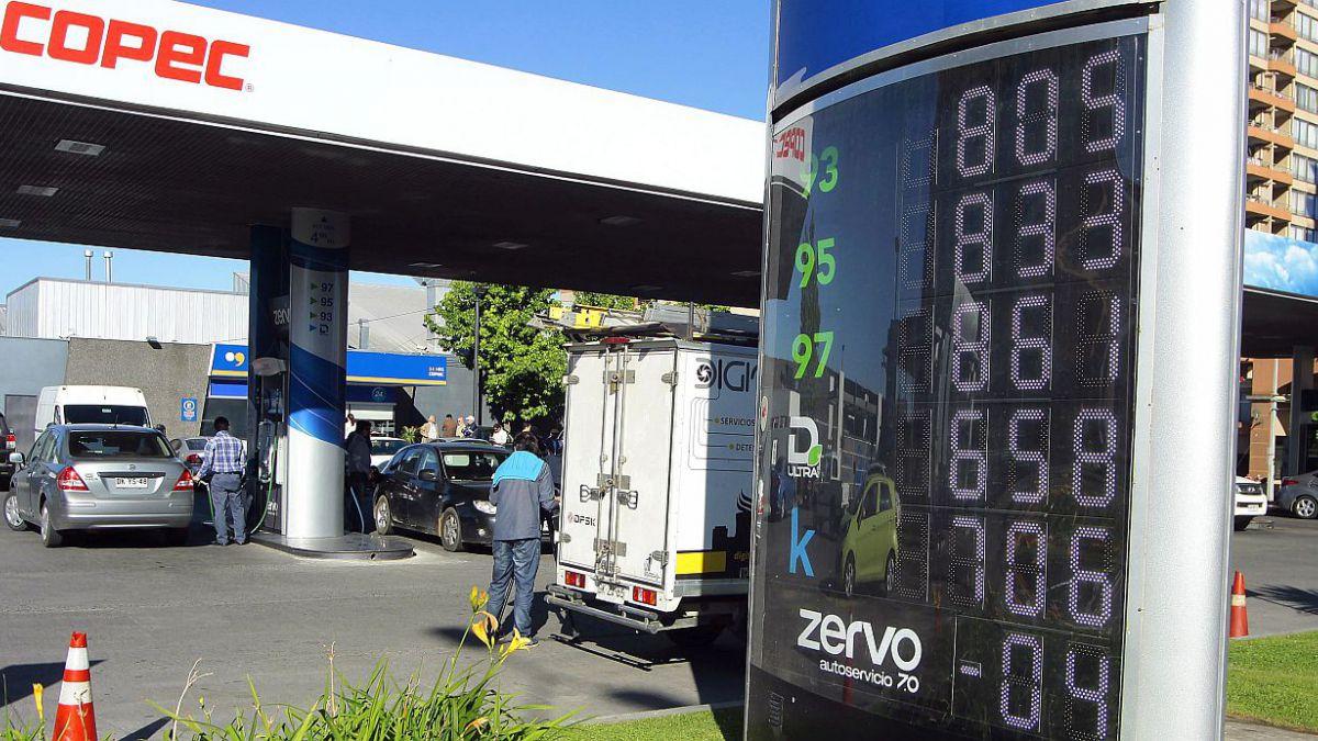 Más del 90% de las estaciones de servicio del país ha bajado los precios de las gasolinas