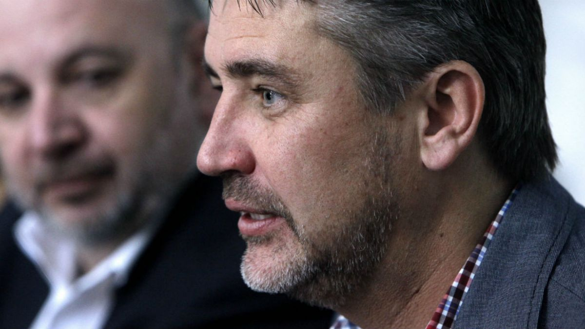 Fulvio Rossi abandona sorpresivamente y con molestia comisión por reforma educacional