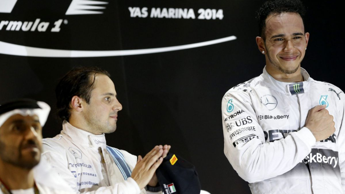 Lewis Hamilton gana en Abu Dabi y es campeón de F1 por segunda vez