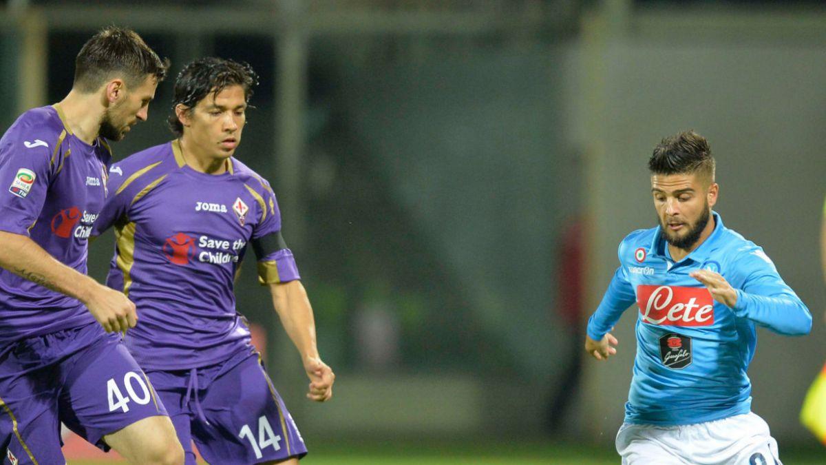Fiorentina de Pizarro y Fernández gana y se afianza en Serie A