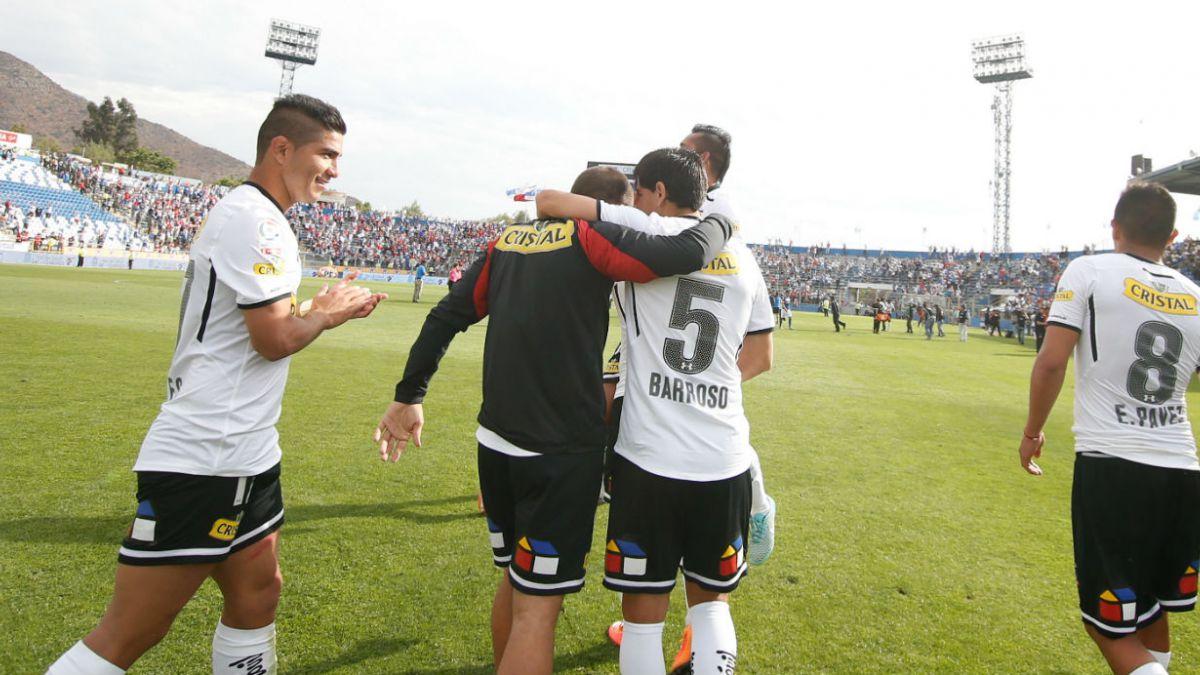 Uno a uno clásico UC-Colo Colo: Valdés fue clave para que los albos sueñen con el título