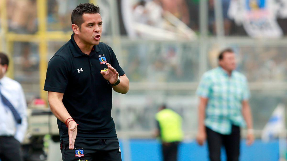 """Héctor Tapia y triunfo sobre la UC: """"Ahora que llegamos a la punta, esperamos no soltarla más"""