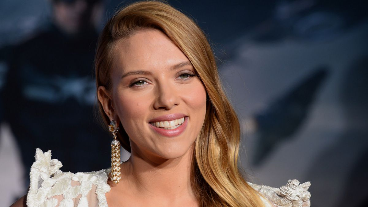 "Scarlett Johansson protagonizará versión hollywoodense de ""Ghost in the Shell"""