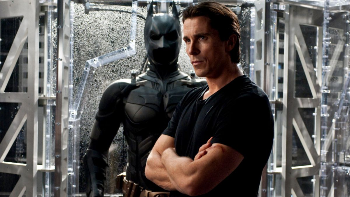 Christian Bale revela su reacción al saber que otro actor interpretaría a Batman