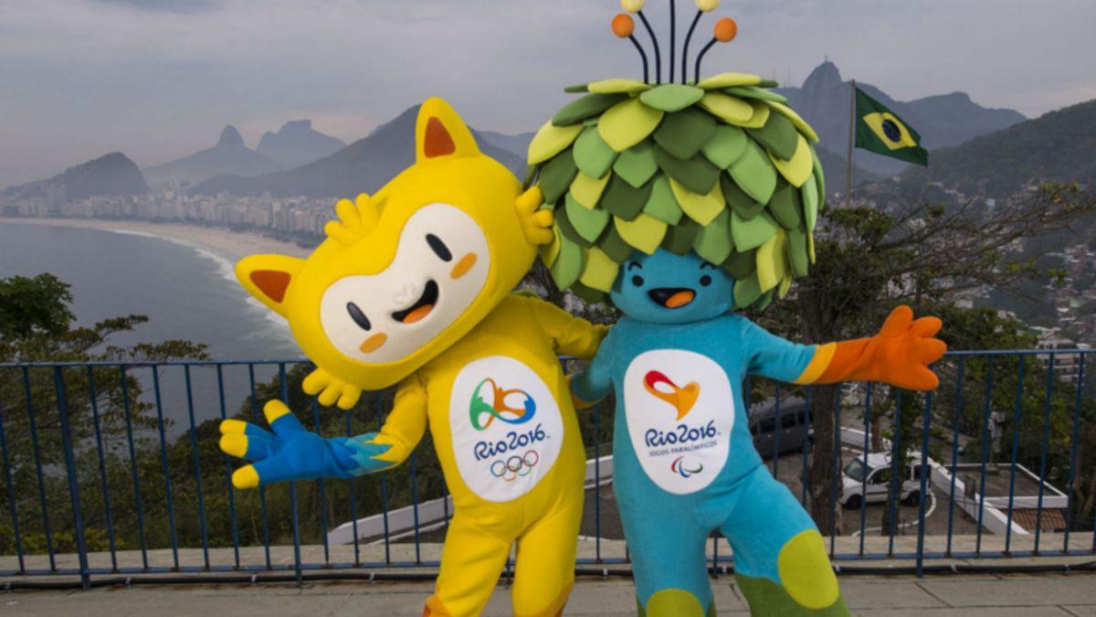 [FOTOS] Las mascotas oficiales de los Juegos Olímpicos de Río de Janeiro 2016