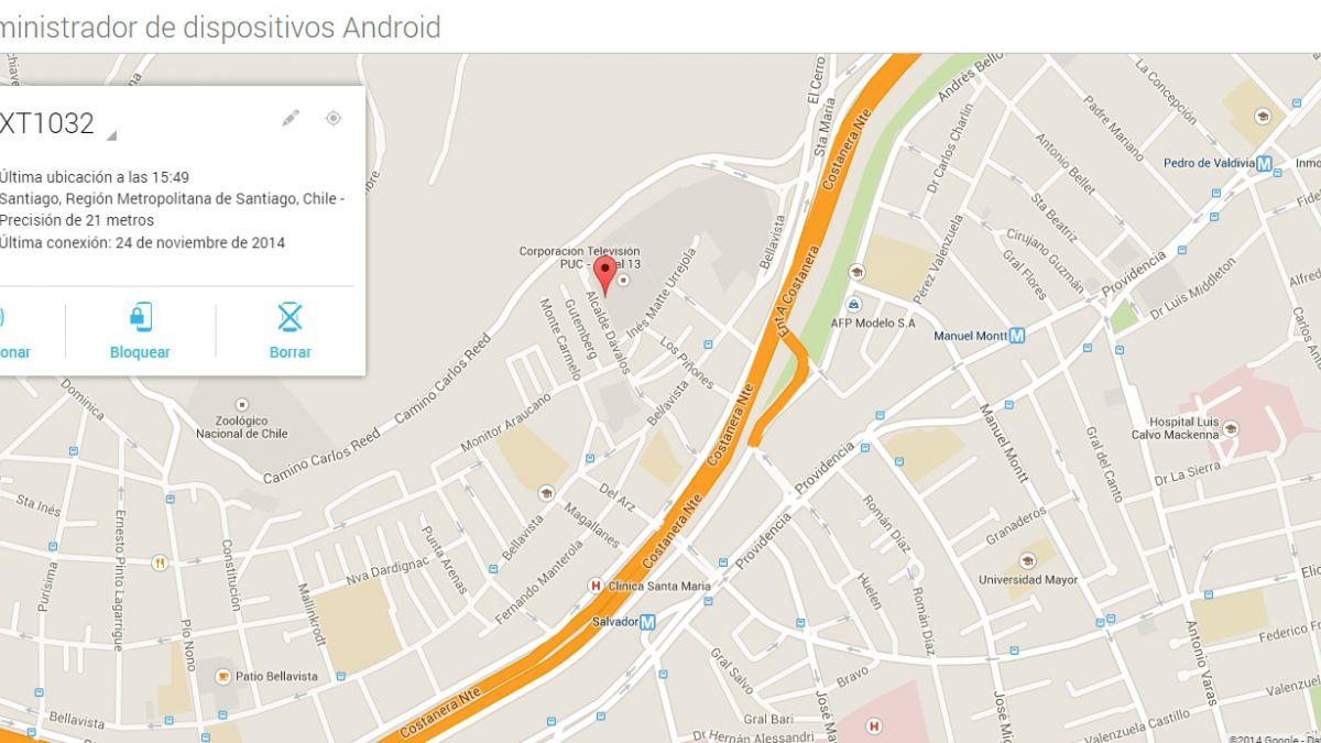 Google ahora permite desconectar dispositivos sospechosos