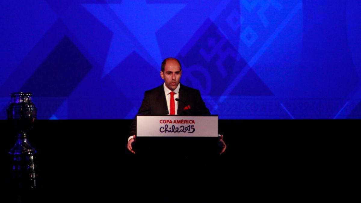 Sergio Jadue confirma preparación de Chile en España y posible amistoso con Brasil