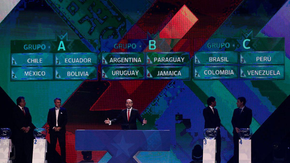 Lo bueno y lo malo del grupo de Chile para la Copa América 2015