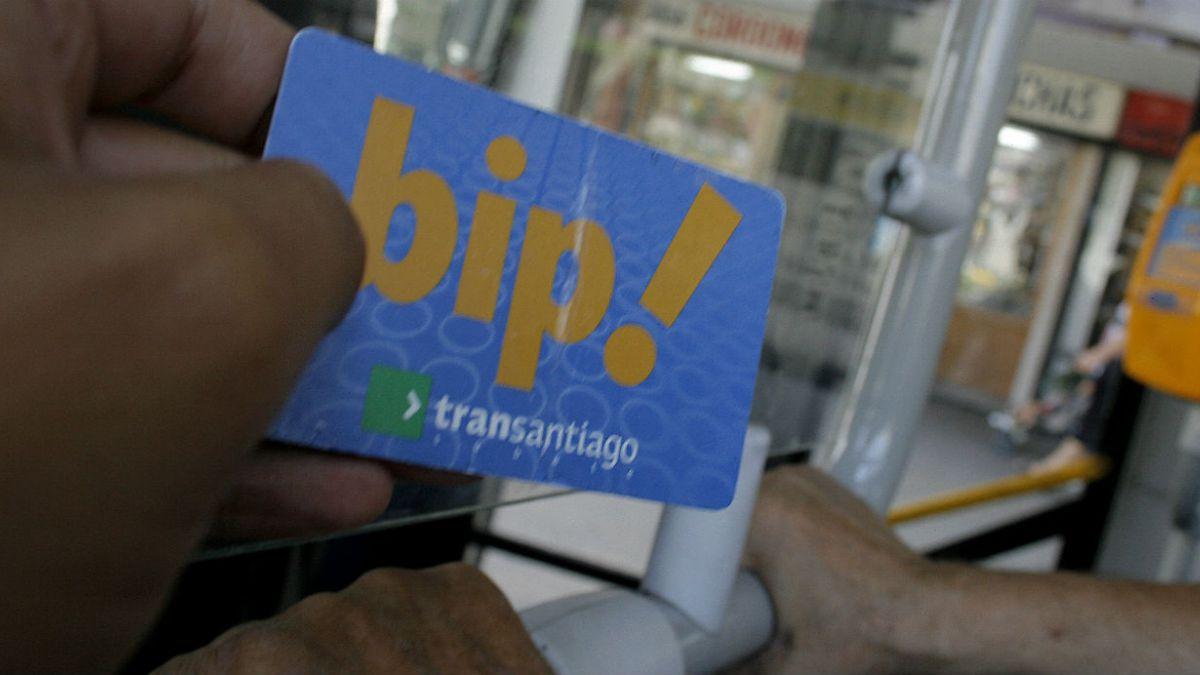 Horario de emergencia para tarjeta BIP! funcionará en horario extendido