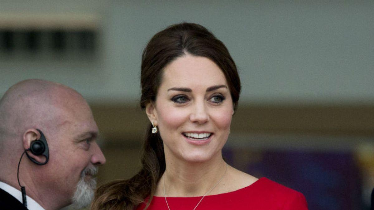 Kate Middleton se prepara para dar a luz al nuevo bebé de la realeza ...
