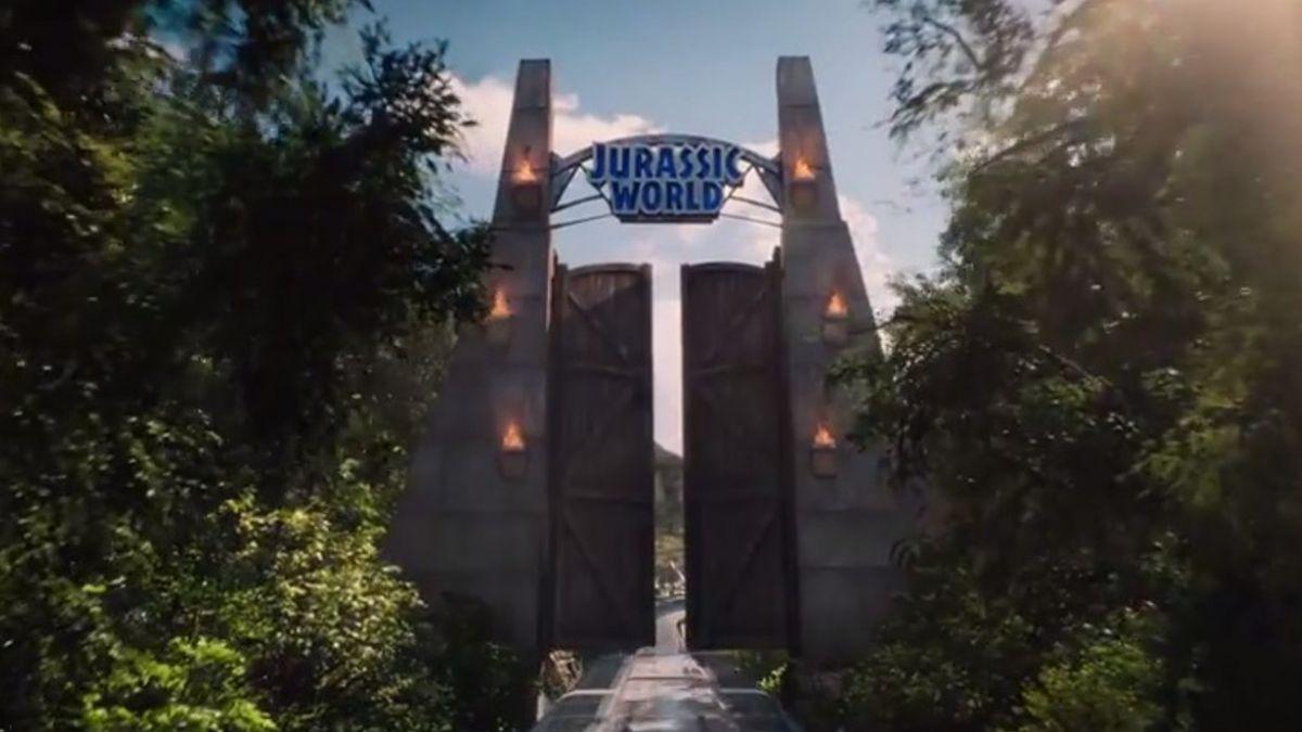 """Adelantan cómo será el nuevo dinosaurio de la cuarta parte de """"Jurassic Park"""""""