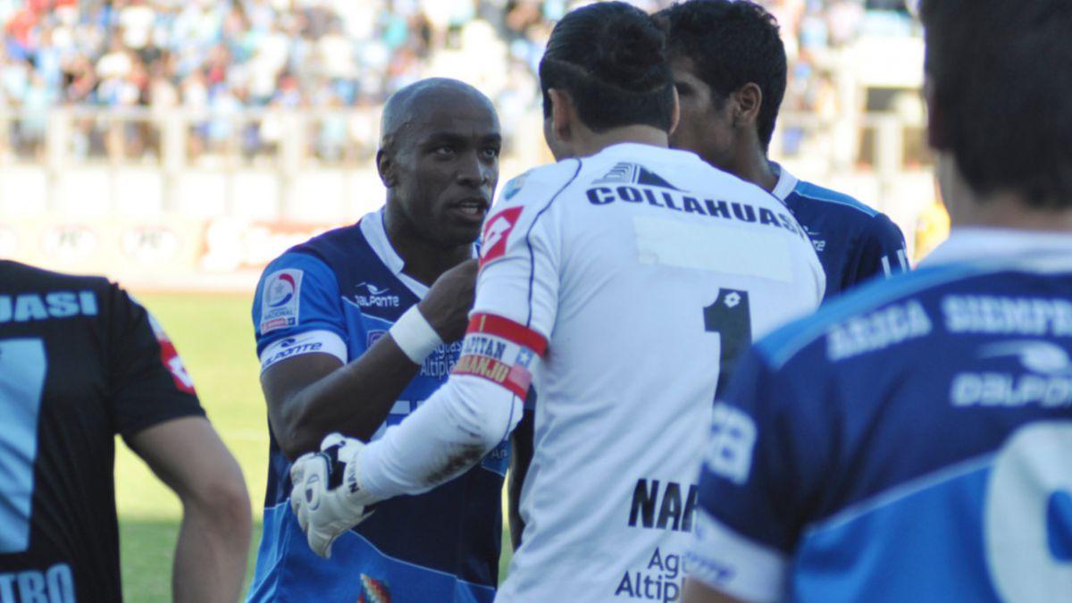 ANFP condena racismo y da por terminado duelo entre San Marcos e Iquique
