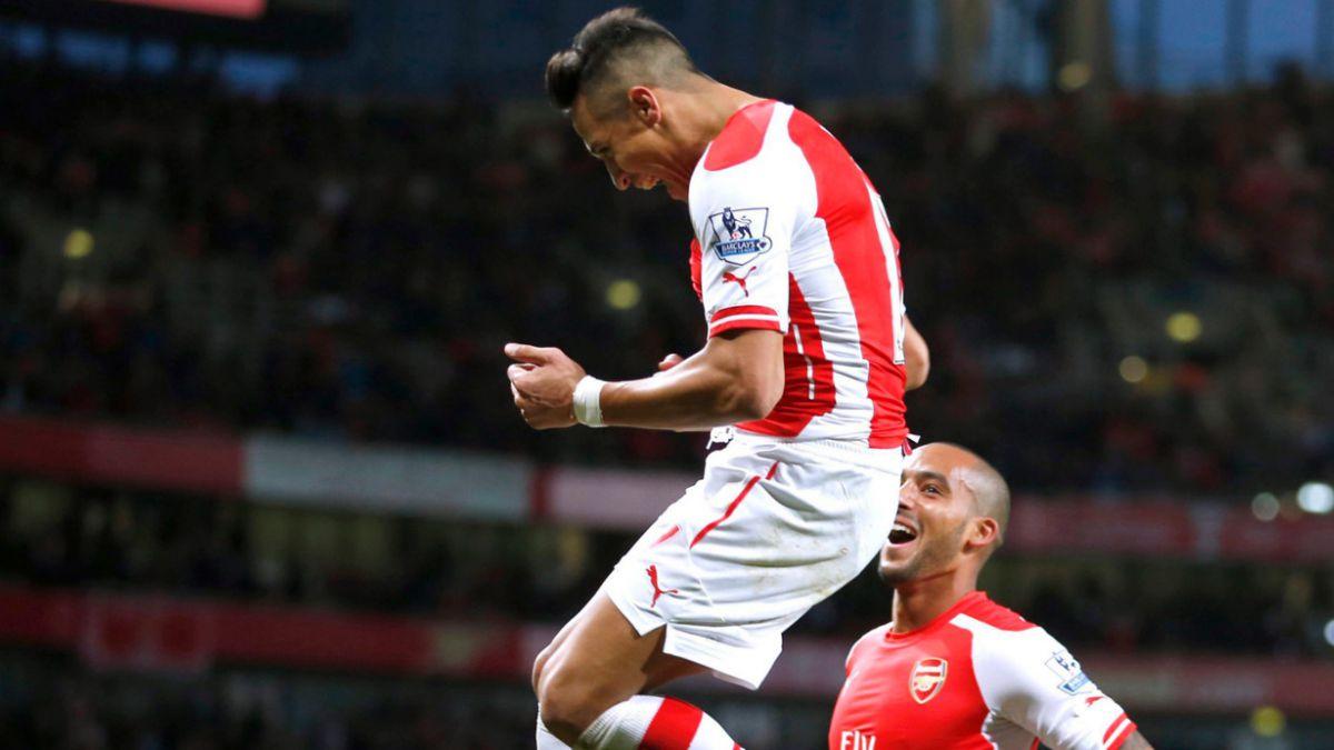 Arsenal FC invita a votar por Alexis Sánchez para el Equipo del Año de la UEFA
