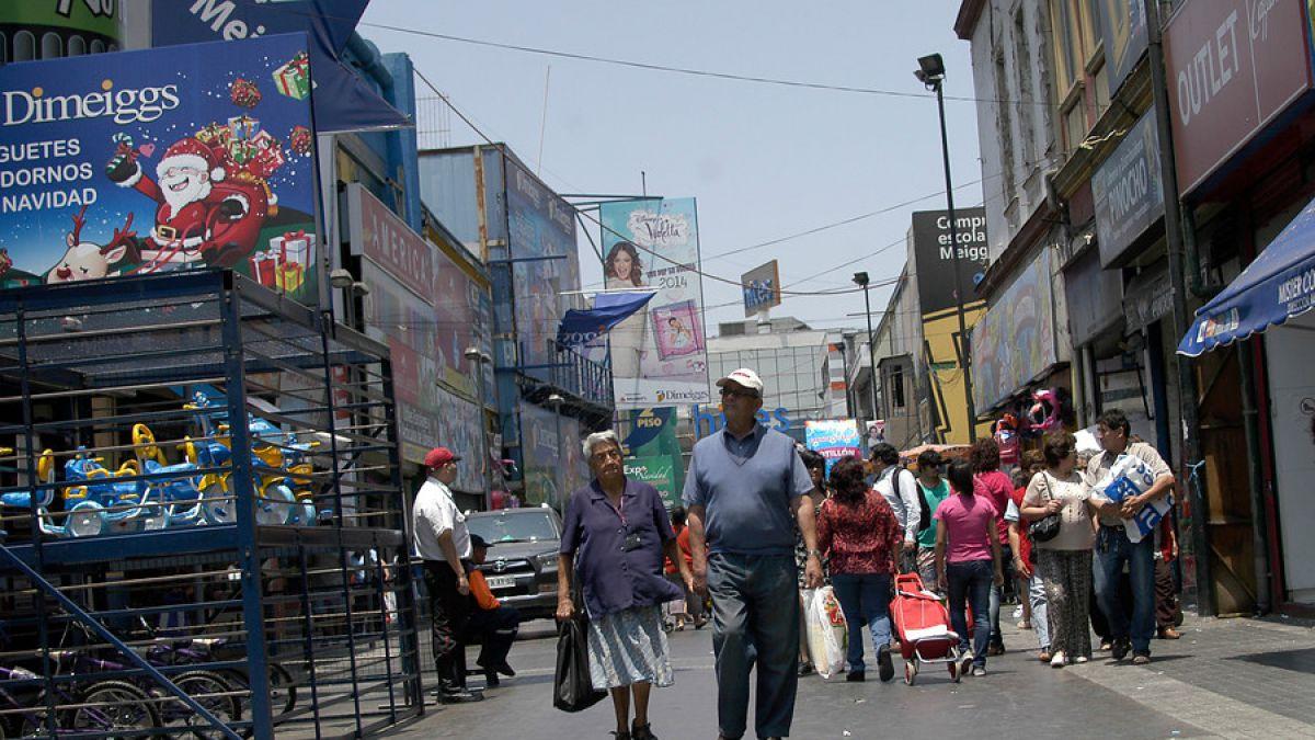 Ventas del comercio en la Región Metropolitana suben 0,9% en septiembre