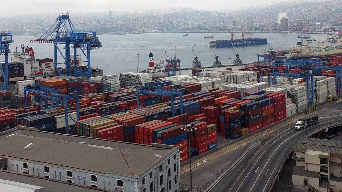 Banco Central: Exportaciones anotan caída de 22% en mayo