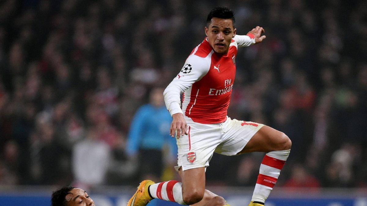 Un Alexis mágico y que se robó el show en la victoria del Arsenal destacó la prensa inglesa