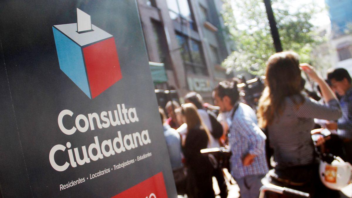 Más de $36 millones costó la consulta comunal de Santiago