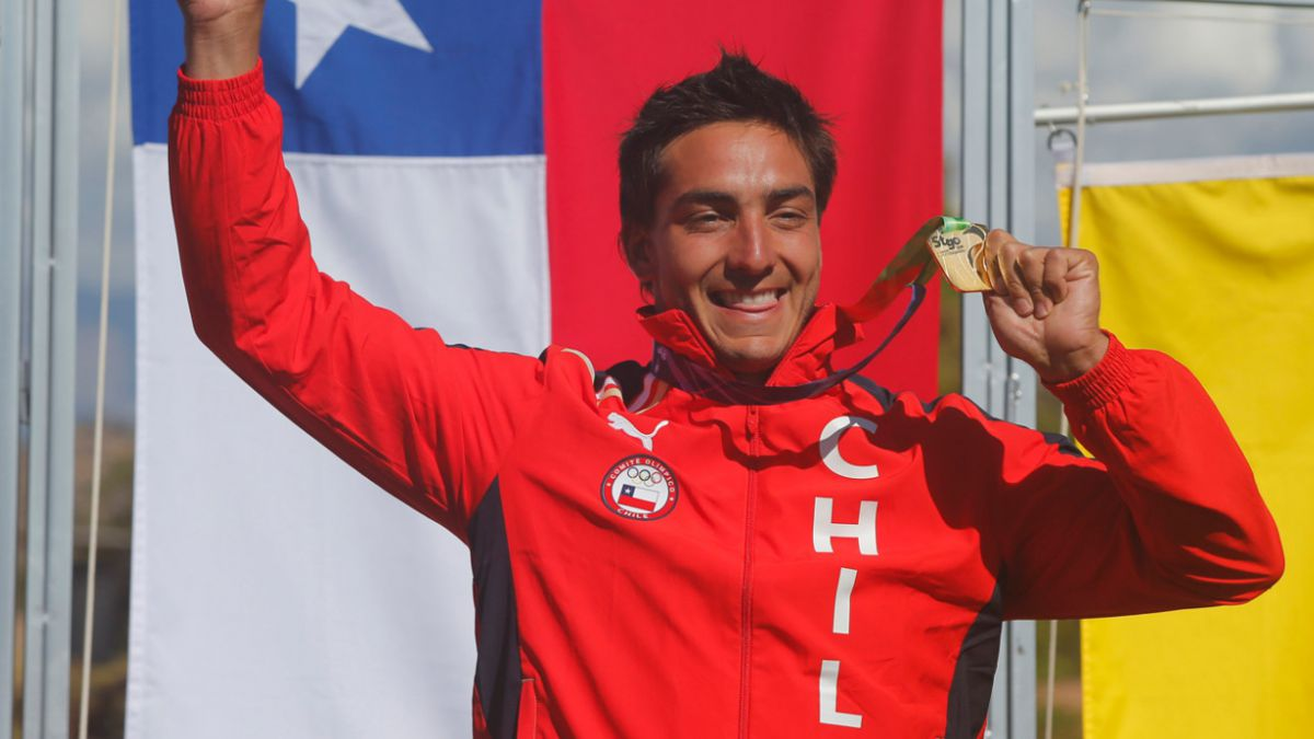 [VIDEO] Chile suma su quinto oro en Toronto 2015