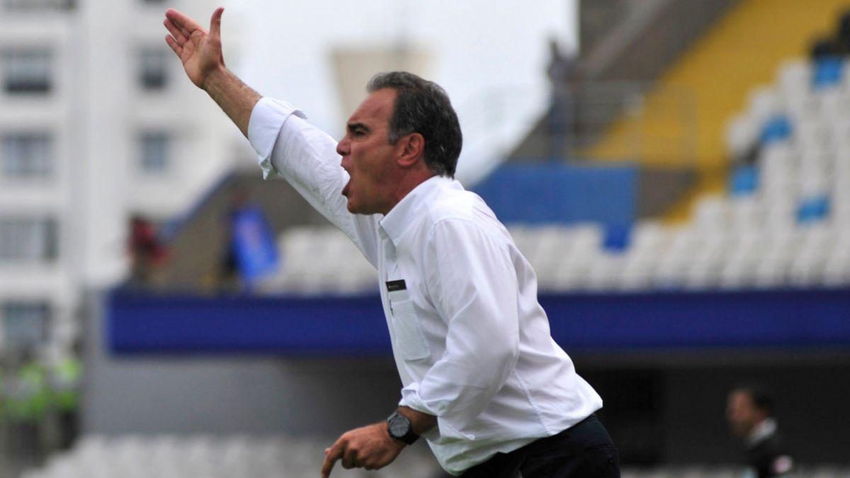 Martín Lasarte pide calmar las aguas en torno a polémica Herrera-Vecchio