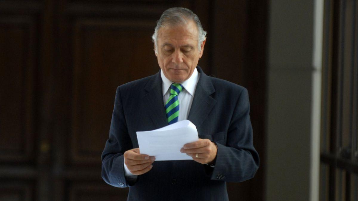 Senador Tuma e investigación por uso de fondos: Fue un error involuntario de mi parte