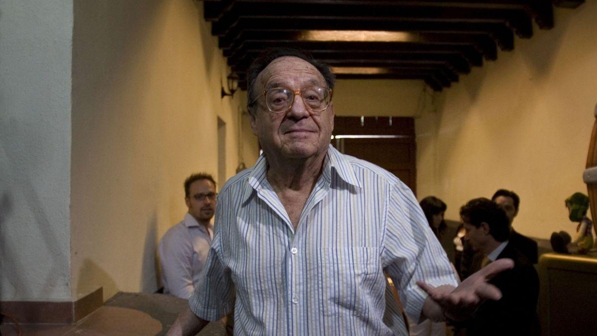 A los 85 años falleció Roberto Gómez Bolaños Chespirito