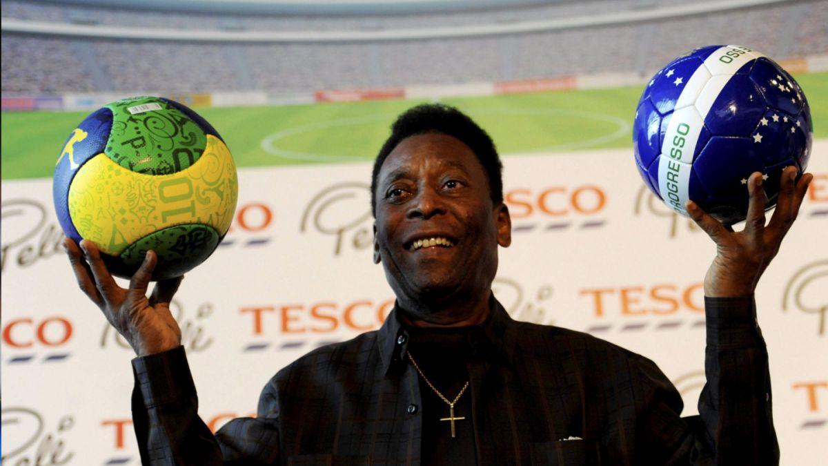 Pelé continúa mejorando y es llevado a unidad de terapia intermedia