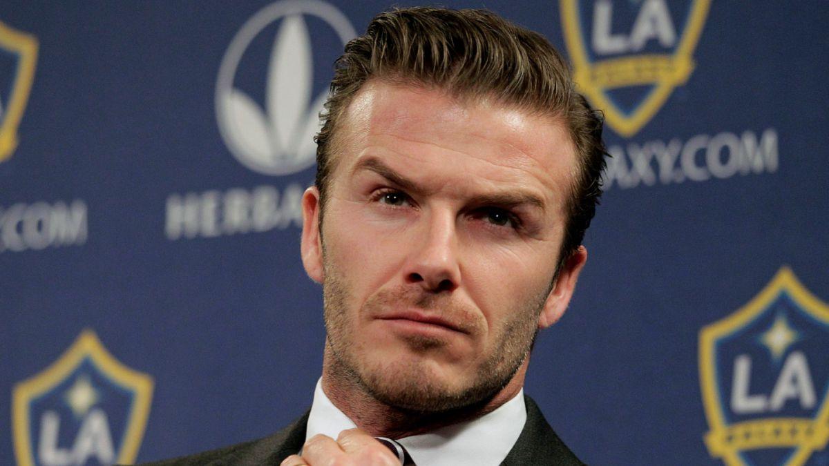 David Beckham impacta al confesar que podría trabajar con ex Oasis Noel Gallagher