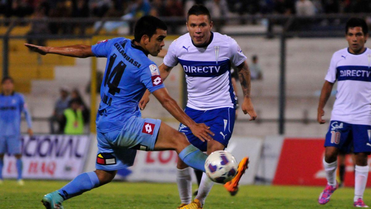 Patricio Ormazábal debuta al mando de la UC con derrota ante Deportes Iquique