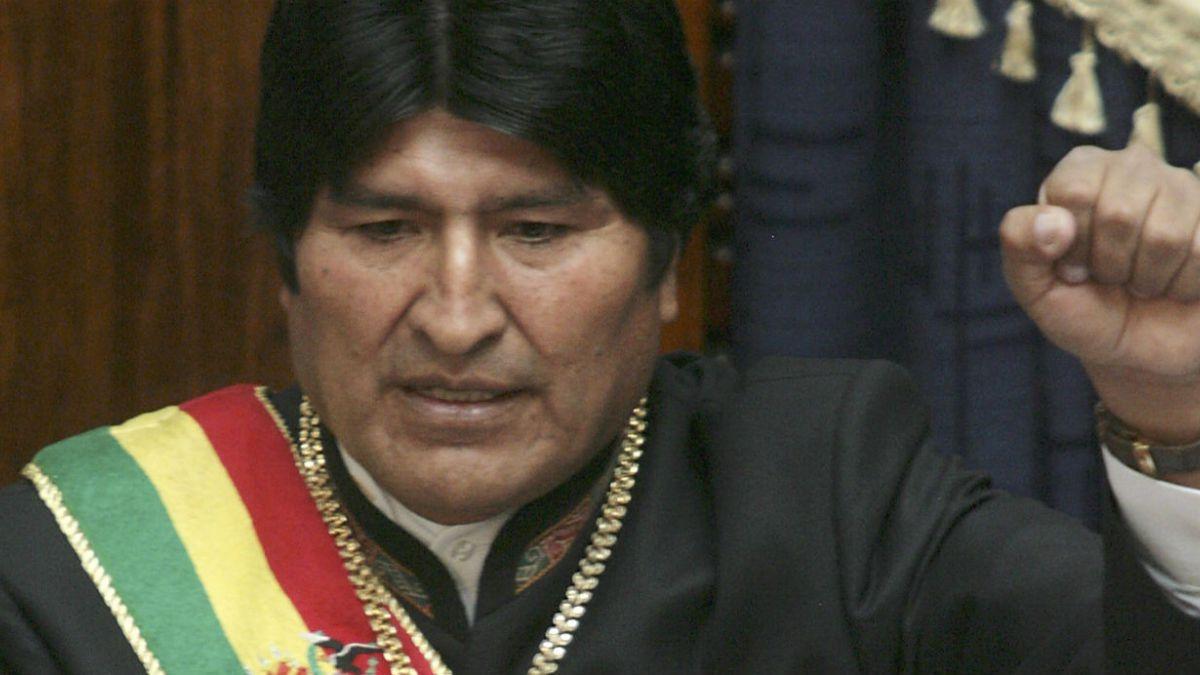 Evo Morales agradece a Mujica por apoyo a demanda marítima