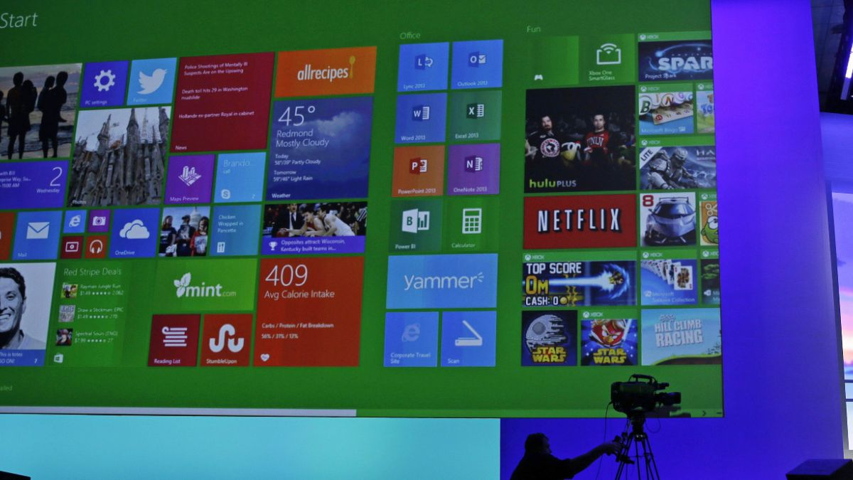 Windows 8 finalmente superó al discontinuado XP