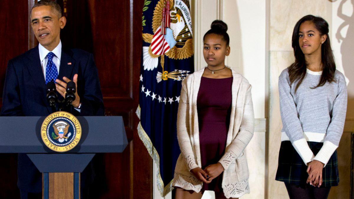 Asistente de congresista estadounidense renuncia tras criticar a hijas de Obama