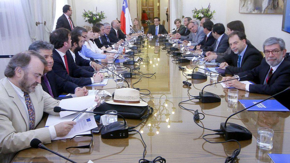 Nueva Mayoría pide a La Moneda trabajar por mayor coordinación con el sector