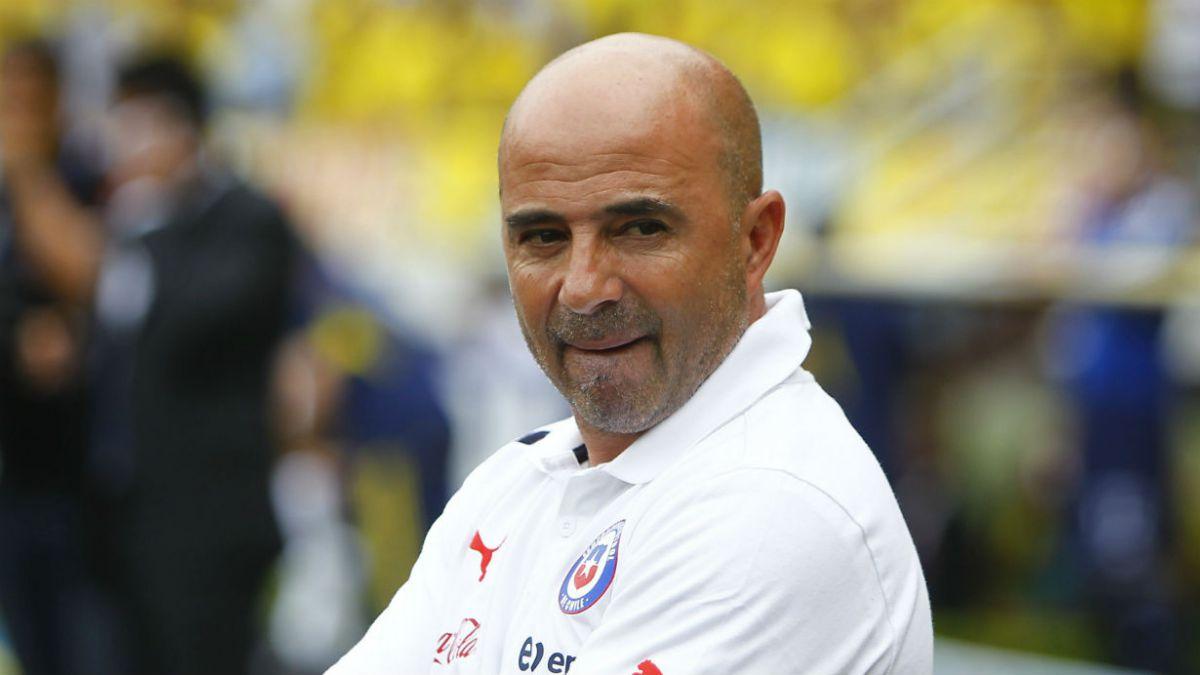 Jorge Sampaoli, el sexto mejor técnico de selección en 2014