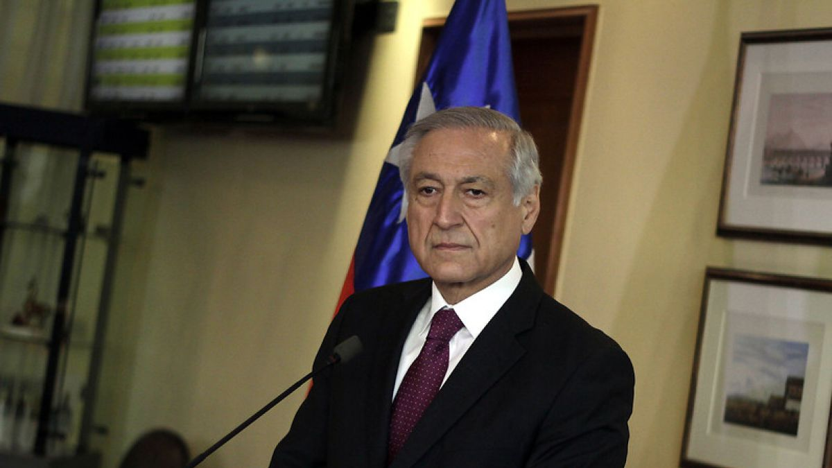 Canciller: Quisiéramos una relación constructiva con Bolivia, pero se requieren dos