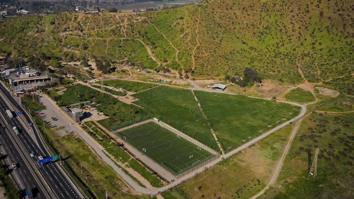 Cerro Chena gana concurso y será remodelado