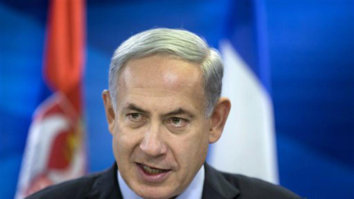 Netanyahu adelanta las elecciones en Israel