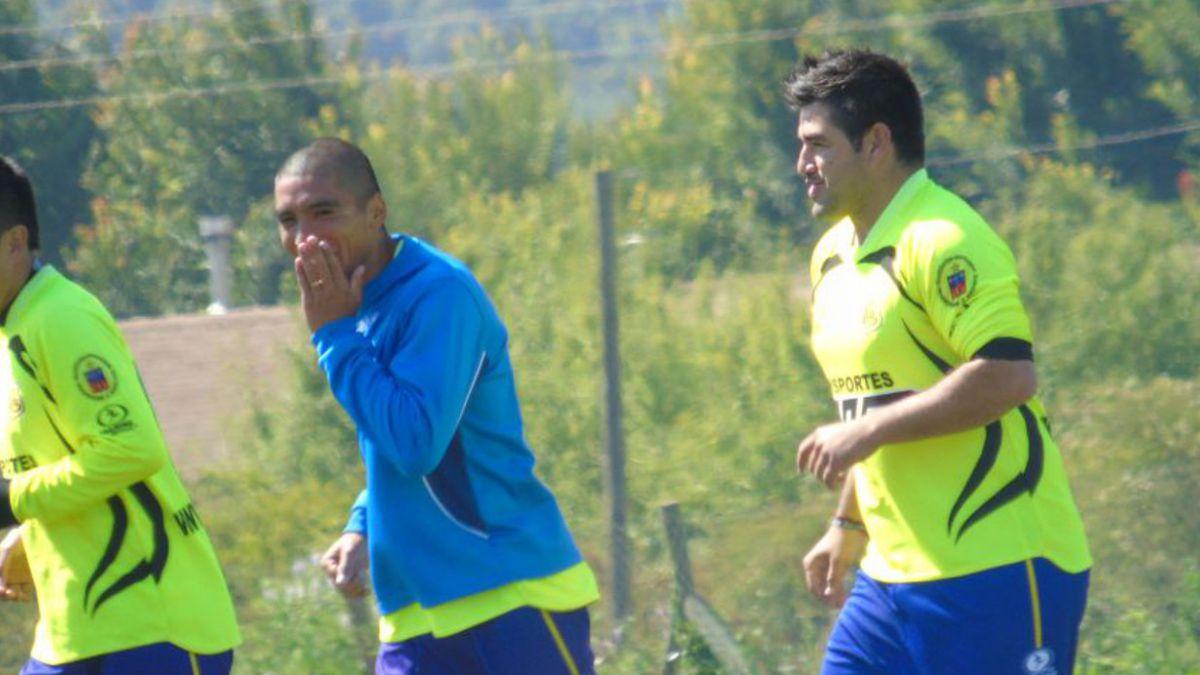 [FOTOS] Los cambios más radicales de los futbolistas chilenos tras descuidar su peso
