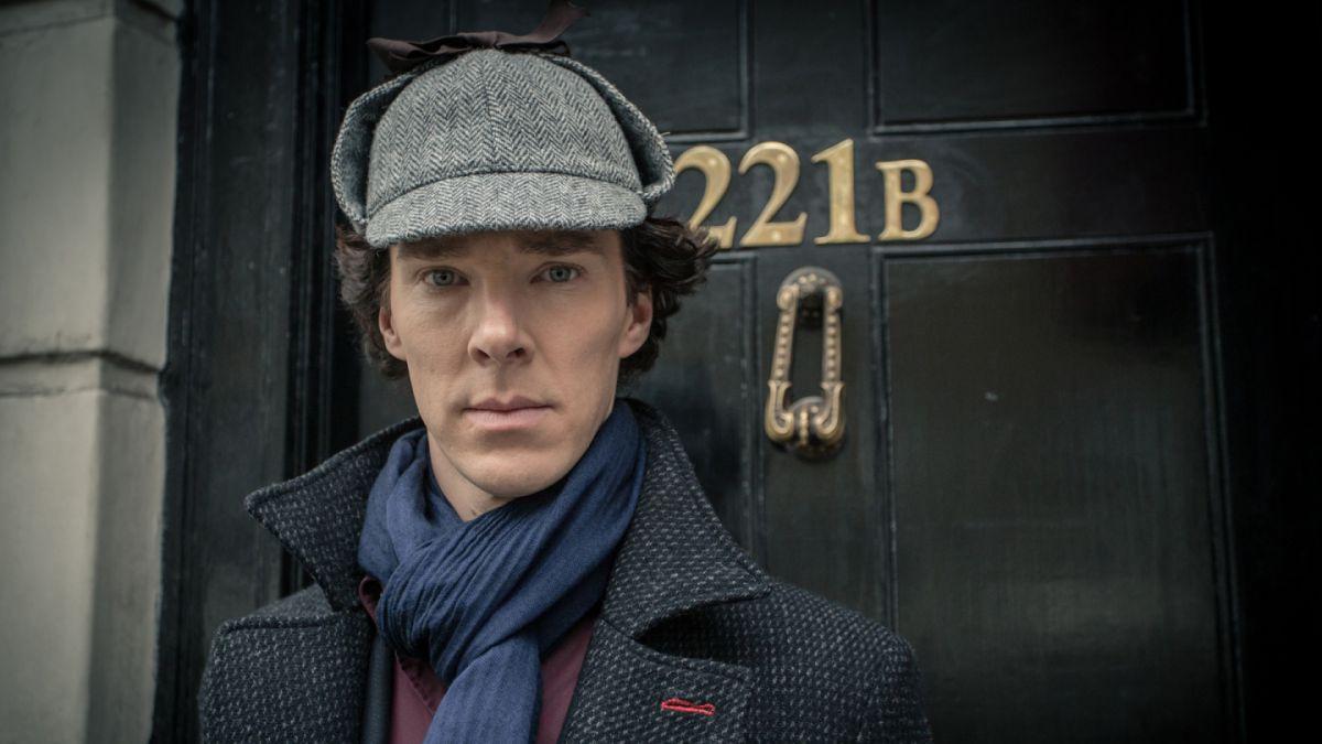 """Benedict Cumberbatch no se despega de Sherlock: """"Me encantaría interpretarle como un anciano"""