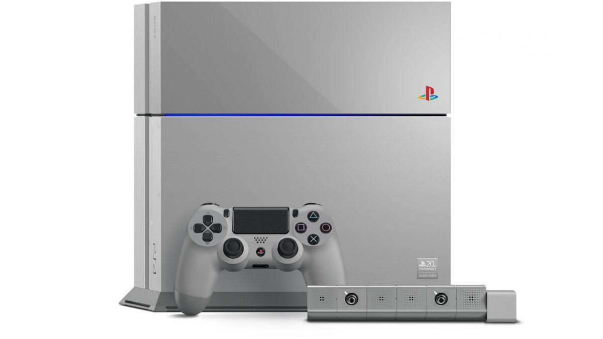 Edición especial de PlayStation se vendió por casi 80 millones de pesos
