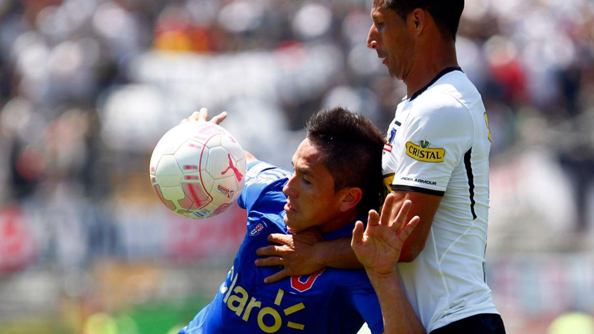 """La dispar realidad de la """"U"""" y Colo Colo mirando la Libertadores"""