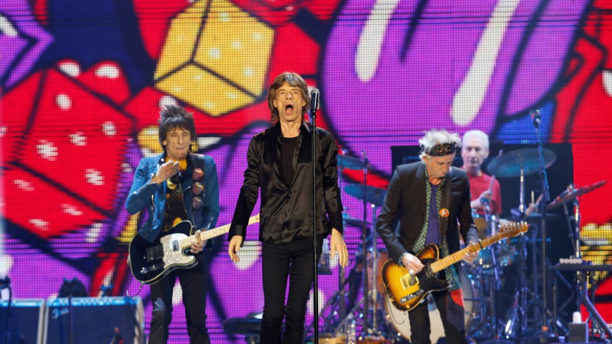 Así despiden los Rolling Stones al fallecido saxofonista Bobby Keys