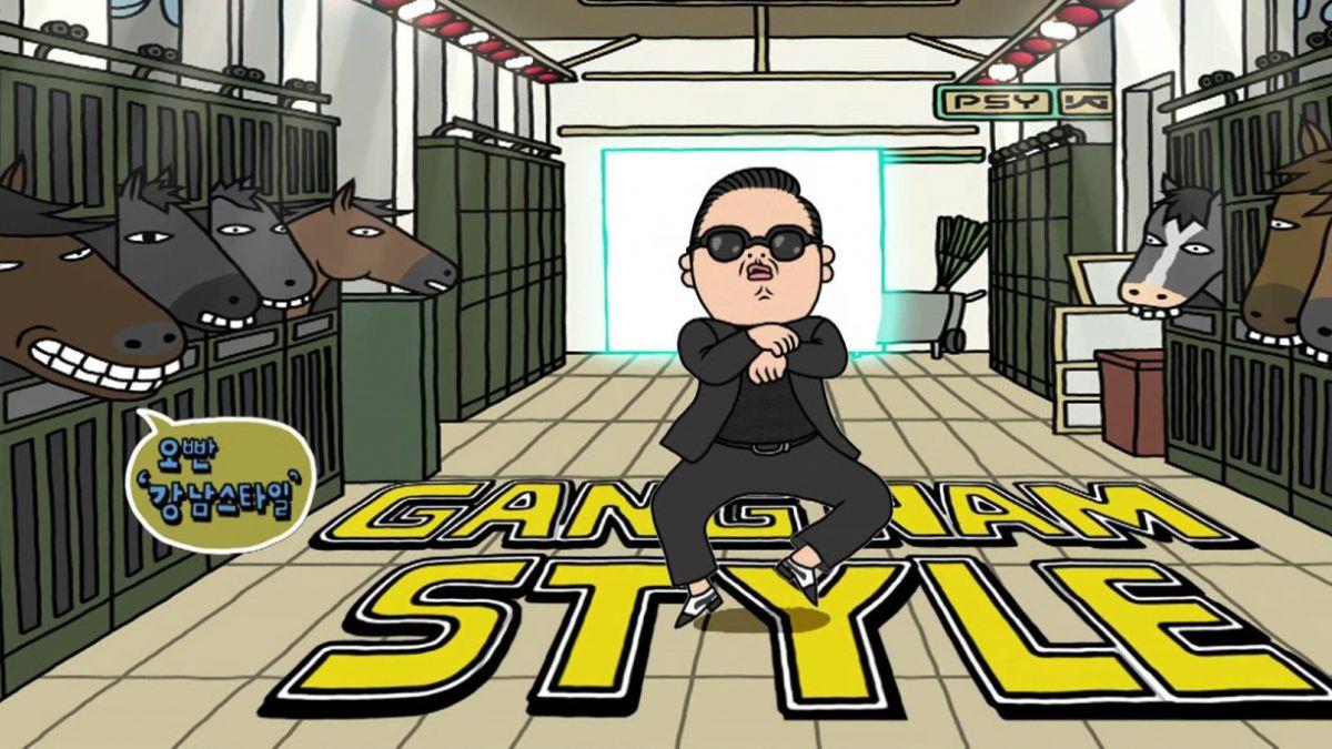 El Gangnam Style enloqueció al contador de visitas de Youtube