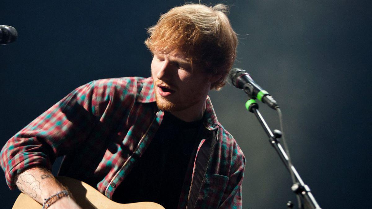 Ed Sheeran supera a Eminem y se consolida como el más escuchado en Spotify