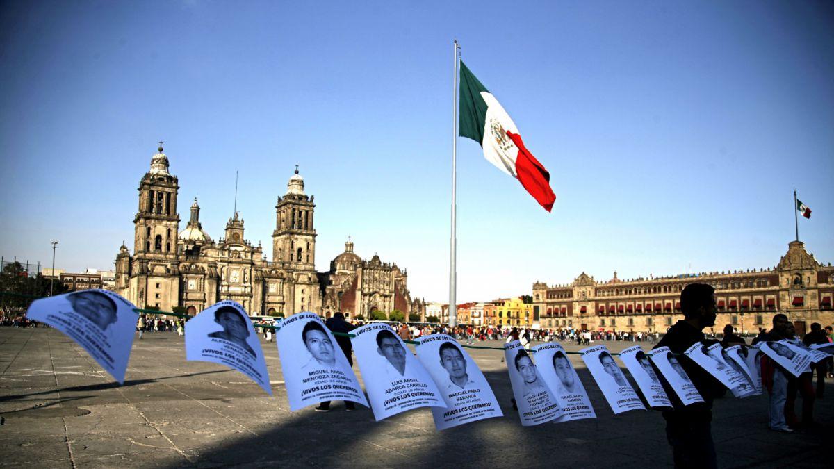 Fiscalía mexicana tiene la certeza de que los estudiantes fueron asesinados