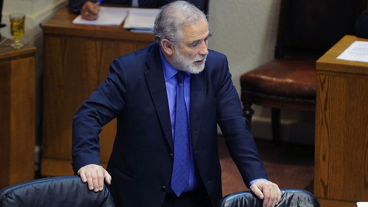 Carlos Montes (PS) y reforma: En lo fundamental el proyecto avanza