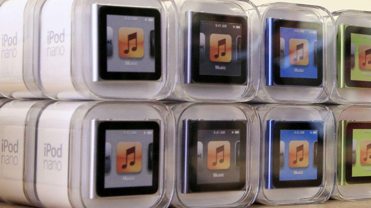 Apple borró canciones de los iPod de los usuarios sin avisarles