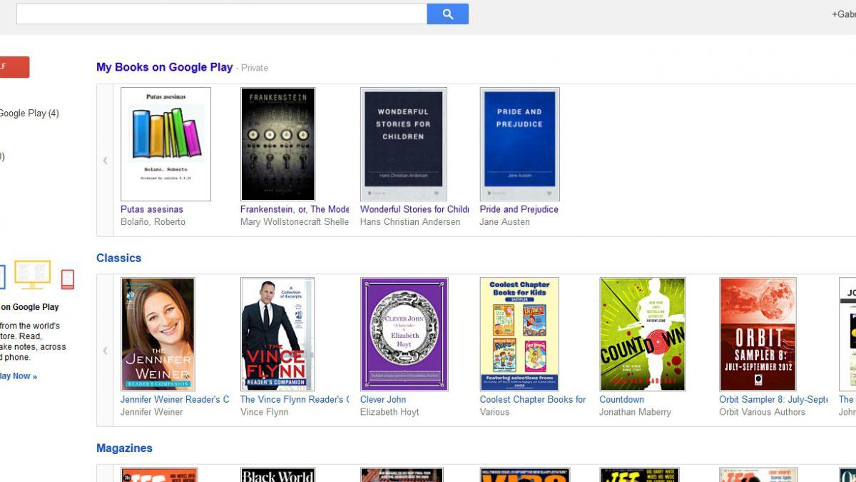 Autores piden que Google pague por escanear libros