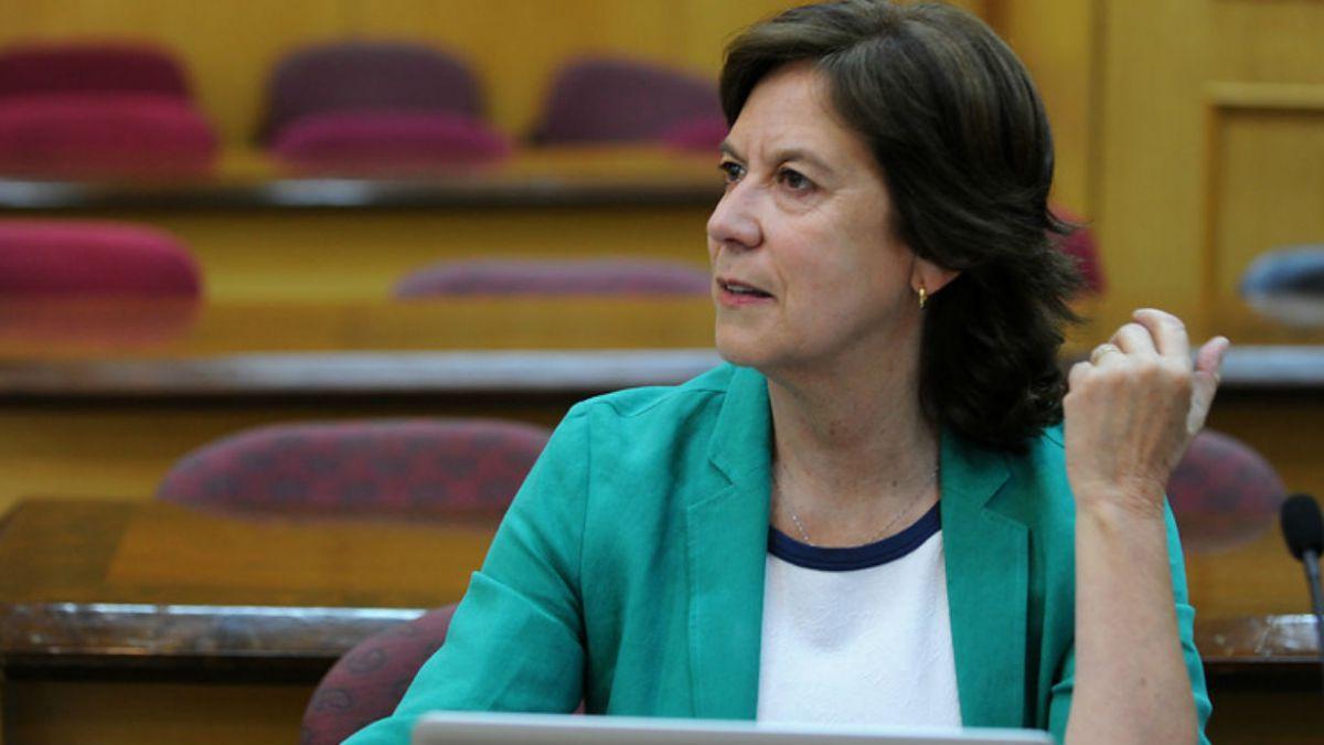 Mariana Aylwin: La gente no quiere reformas sobre consignas e improvisaciones
